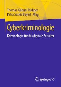 Cover Cyberkriminologie