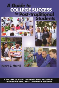 Cover Guide to College Success for Posttraditional Students