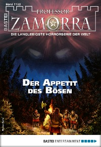 Cover Professor Zamorra 1192 - Horror-Serie