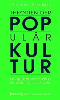 Cover Theorien der Populärkultur