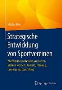 Cover Strategische Entwicklung von Sportvereinen