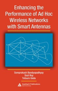 Cover Enhancing the Performance of Ad Hoc Wireless Networks with Smart Antennas