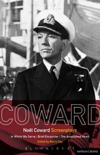 Cover No l Coward Screenplays