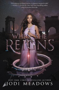 Cover When She Reigns