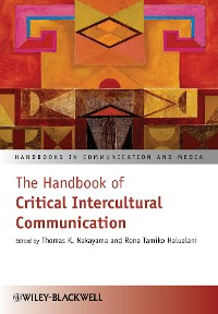 Cover The Handbook of Critical Intercultural Communication