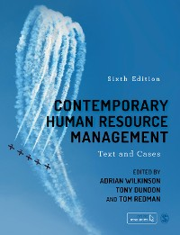 Cover Contemporary Human Resource Management