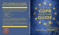 Cover The Ultimate GDPR Practitioner Guide