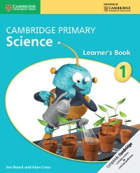 Cover Cambridge Primary Science Stage 1