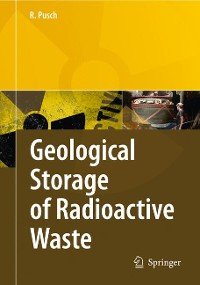 Cover Geological Storage of Highly Radioactive Waste