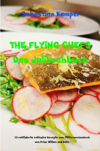 Cover THE FLYING CHEFS Das Julikochbuch