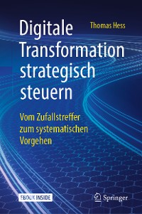 Cover Digitale Transformation strategisch steuern
