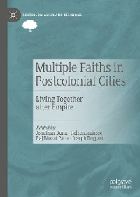 Cover Multiple Faiths in Postcolonial Cities