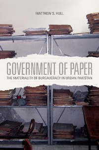 Cover Government of Paper