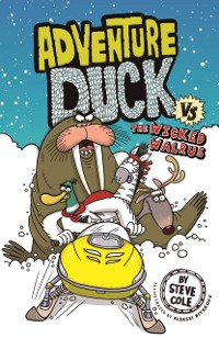Cover Adventure Duck vs The Wicked Walrus