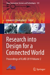 Cover Research into Design for a Connected World