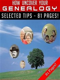 Cover How To Uncover Your Genealogy