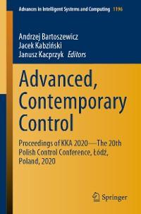 Cover Advanced, Contemporary Control