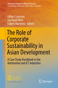 Cover The Role of Corporate Sustainability in Asian Development