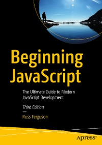 Cover Beginning JavaScript