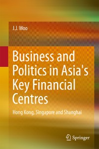 Cover Business and Politics in Asia's Key Financial Centres