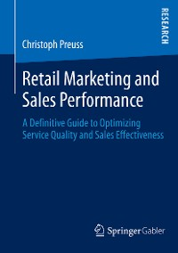 Cover Retail Marketing and Sales Performance