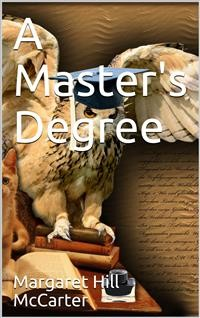 Cover A Master's Degree