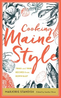 Cover Cooking Maine Style