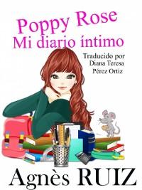 Cover Poppy Rose, Mi diario intimo