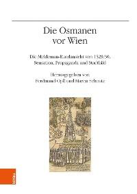 Cover Die Osmanen vor Wien