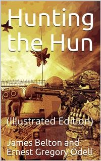 Cover Hunting the Hun