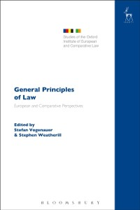 Cover General Principles of Law