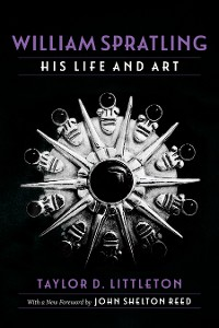 Cover William Spratling, His Life and Art