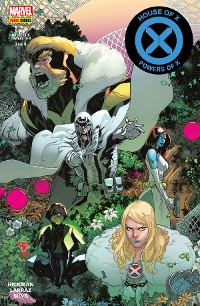 Cover X-Men: House of X & Powers of X, Band 2