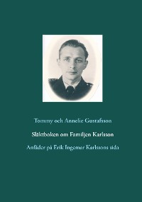 Cover Släktboken om Familjen Karlsson
