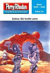 Cover Perry Rhodan-Paket 34: Die Große Leere