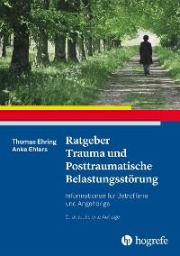 Cover Ratgeber Trauma und Posttraumatische Belastungsstörung