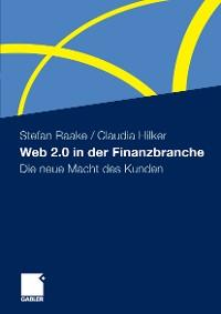 Cover Web 2.0 in der Finanzbranche