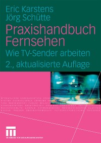 Cover Praxishandbuch Fernsehen