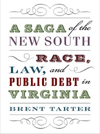 Cover A Saga of the New South