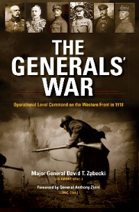 Cover The Generals' War