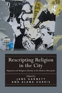 Cover Rescripting Religion in the City