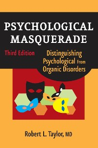 Cover Psychological Masquerade, Second Edition