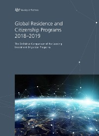 Cover Global Residence and Citizenship Programs 2018-2019