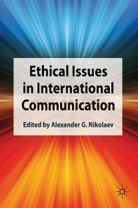 Cover Ethical Issues in International Communication