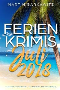 Cover Ferienkrimis Juli 2018