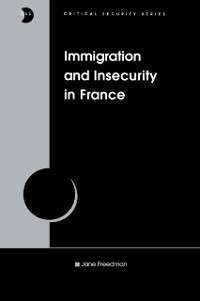 Cover Immigration and Insecurity in France