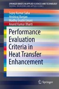 Cover Performance Evaluation Criteria in Heat Transfer Enhancement