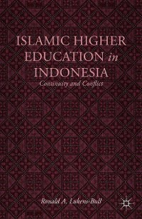 Cover Islamic Higher Education in Indonesia