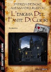 Cover L'enigma del fante di cuori
