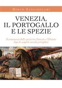 Cover Venezia, il Portogallo e le spezie